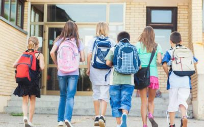 5 Tips to Reduce Back to School Stress