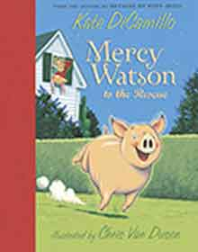 Mercy Watson to the Resuce